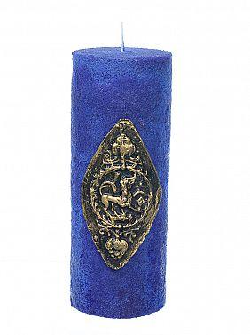 Plečnikova sveča velika modra