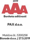 Logotip bonitetna odličnost