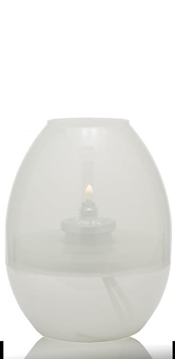 Dekorativna sveča Lun`ca krem